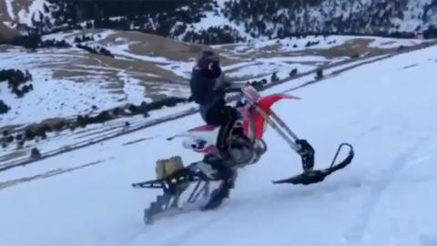 diversion motogp piloto