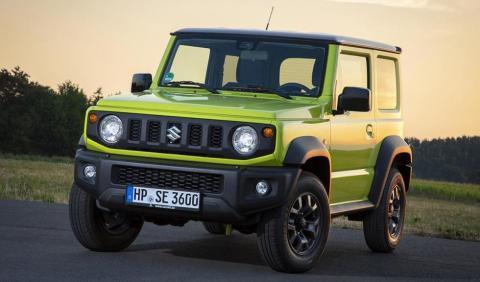 Precio del Suzuki Jimny
