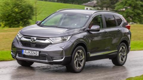 Prueba Honda CR-V 2019 1.5 VTEC 4x4 173 CV