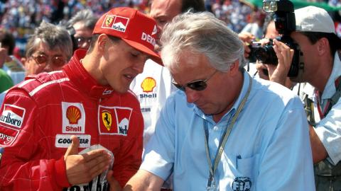Schumacher y Whiting