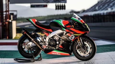 moto competicion edicion limitada lujo altas prestaciones circuito