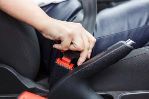 Cinturón de seguridad para coche