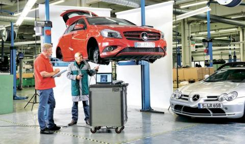 Cómo evitar averías en el turbo de un motor diésel
