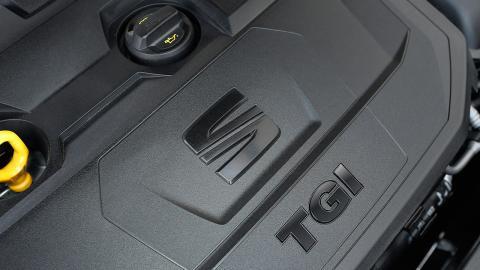 Gama Seat gas natural comprimido