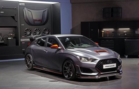 hyundai n performance car concept