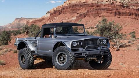 Jeep Easter Jeep Safari 2019