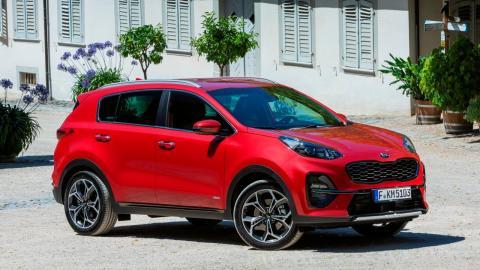 Kia Sportage Concept Plus y Drive Plus