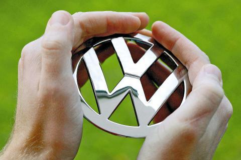 El logotipo de Volkswagen. Historia