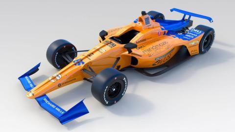 McLaren Indy 500 2019