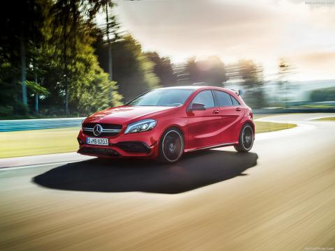 Mercedes AMG A45 4Matic