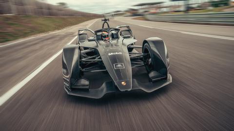Porsche en la Fórmula E
