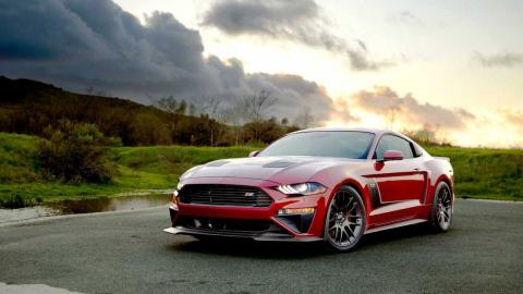 Roush Mustang Stage 3 2019