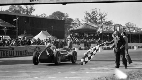 Silverstone F1 1950