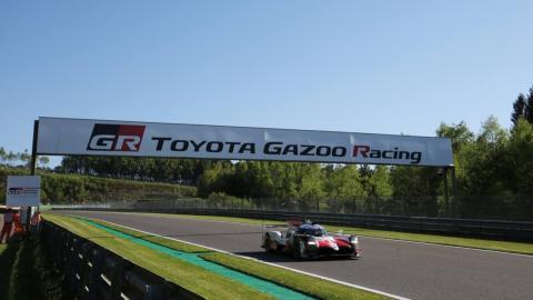 Toyota en las 6 Horas de Spa