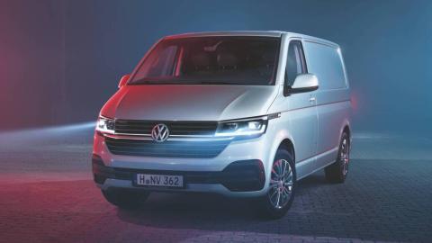 Volkswagen Transporter 6.1