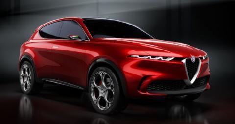 Alfa Romeo en el Automobile Barcelona 2019