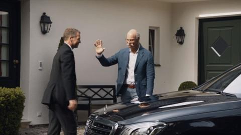despedida Dieter Zetsche BMW