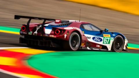 Ford GT Spa Francorchamps