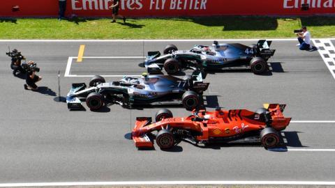GP España F1