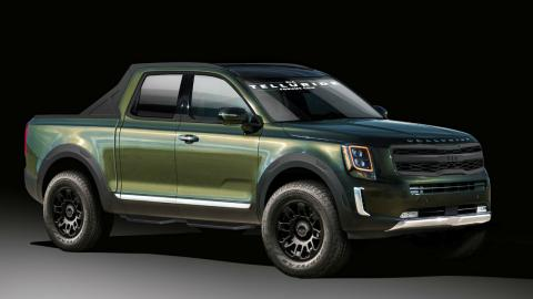 Kia Telluride pick-up