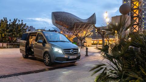 Mercedes Clase V