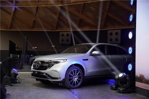 Mercedes, en el Salón de Barcelona 2019