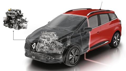 motores defectuosos Renault