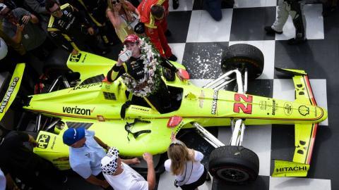 Simon Pagenaud (Indy 500)