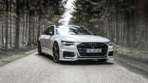 Audi A6 Avant by ABT Sportsline