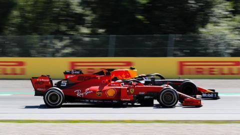 Batalla Leclerc y Verstappen en Austria