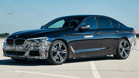 BMW Serie 5 eléctrico