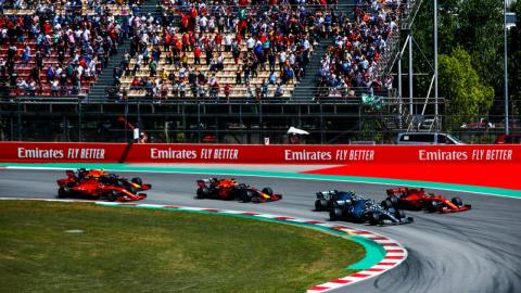 Carrera GP España
