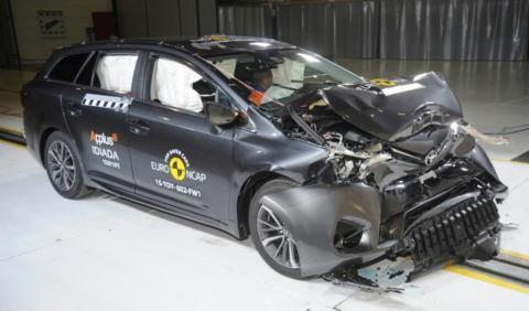 Cómo se hacen las pruebas de seguridad de los coches
