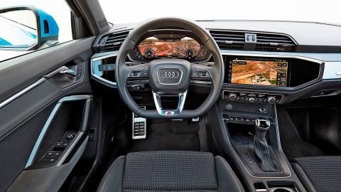 Comparativa del Range Rover Evoque contra el Audi Q3 y el Lexus UX