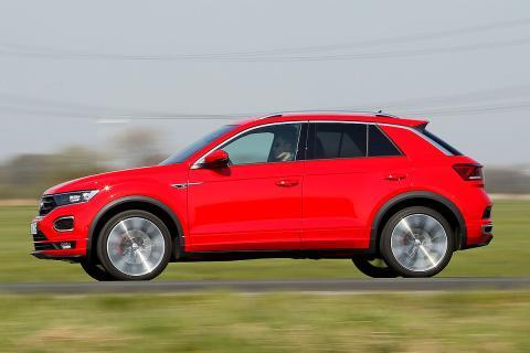 Comparativa: Volkswagen T-Roc vs Hyundai Kona