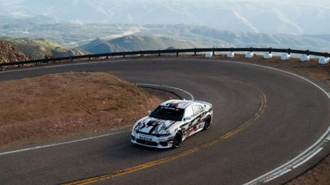 Dodge SRT Pikes Peak