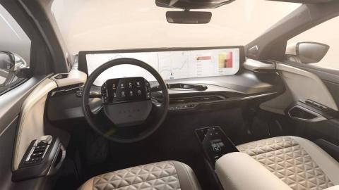 Interior Byton M-Byte