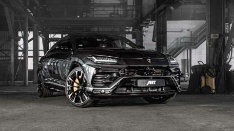 Lamborghini Urus de ABT