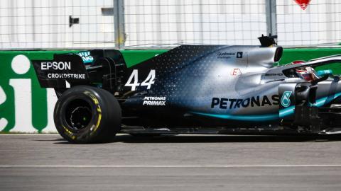 Lewis Hamilton Canadá