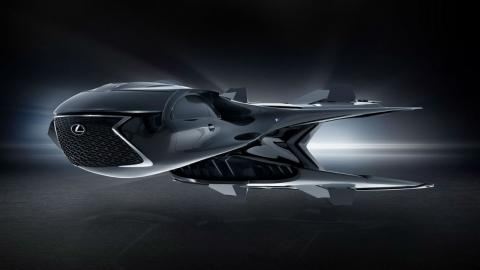 Lexus QZ 618 Galactic Enforcer