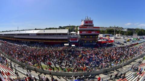 Panorámica GP España