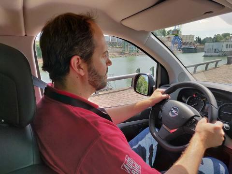 Prueba Opel Zafira Life