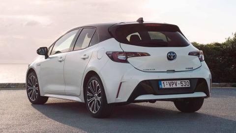 Prueba Toyota Corolla 2019 1.8l 125 h active