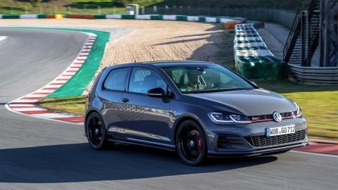 prueba Volkswagen Golf GTI TCR