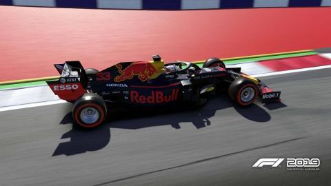 Red Bull F1 en F1 2019