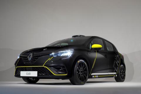 Renault Clio competición