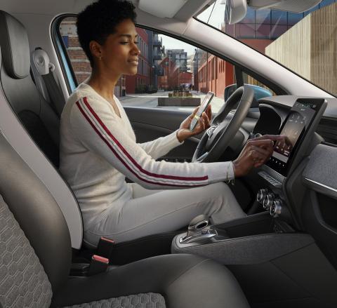 Nuevo Renault Zoe cuadro