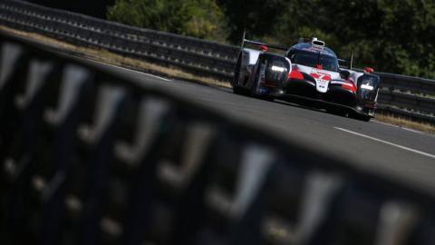 Toyota en Le Mans