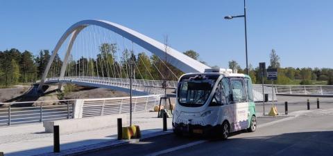 Autobús autónomo