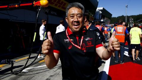 Honda F1 director